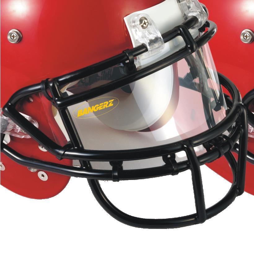 facf2b07 HS-9000 Football Eyeshield   Bangerz